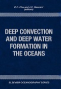 This book contains articles presenting current knowledge about the formation and renewal of deep waters in the ocean