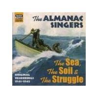 Almanac Singers - SEA SOLI STRUGGLE  VOL.2