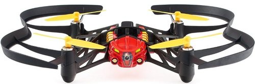Parrot Pf723102 Airborne Night Minidrone With Headlights - Blaze (red)