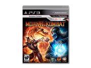 Mortal Kombat Playstation3 Game Warner Bros. Studios