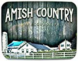 Amish Country Intercourse Pennsylvania with Farm Scene Fridge Magnet