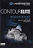 Humminbird 6000281 Contour Elite Mapping Software - Woods/Rainy