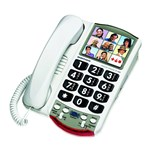Clarity P300 Amplified Big Button Picture Phone