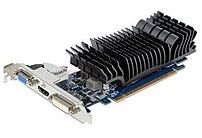 Asus Gt610-2gd3-csm Nvidia Geforce Gt 610 2 Gb Ddr3 Video Card - 64-bit - Pci Express 2.0 X16