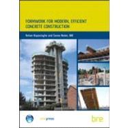 Formwork for Modern, Efficient, Concrete Construction: (BR 495)