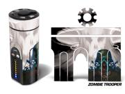 Designer Decal For Arizer Solo Vape - Zombie Trooper