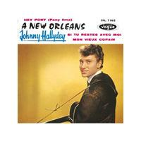 Johnny Hallyday - EP No. 9 (À New Orleans) (Music CD)