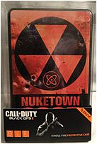 Skinit 887135604088 Call Of Duty Black Ops Ii Nuketown Case For Kindle Fire