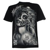 Men's Sullen Querida Muerta T-Shirt XL