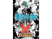 """D.gray-man 6 D.Gray-man Binding: Paperback Publisher: Viz Publish Date: 2007/08/07 Synopsis: Allen Walker, along with the other Exorcists--people possessed by God--must prevent the end of the world by fighting and defeating the Millennium Earl, demons, and evil using the special substance known as """"Innocence."""" Language: ENGLISH Pages: 187 Dimensions: 7.25 x 5.00 x 0.50 Weight: 0.42"""