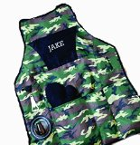 Camouflage Grilling Apron Deluxe Set