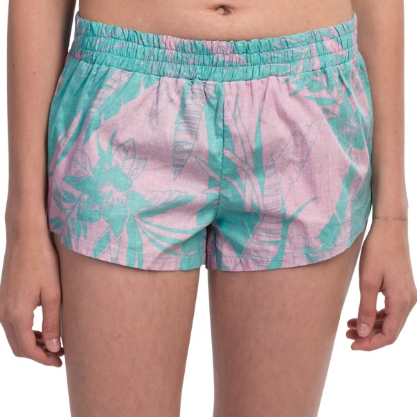 Billabong End of Day Shorts - Cotton (For Women)