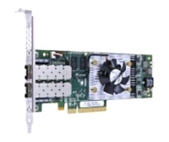 Qlogic Qle8362 10gigabit Ethernet Card - Pci Express X8 - Twisted Pair - Low-profile Qle8362-cu-ck