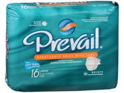Prevail Briefs Large- 4 Packs Of 16