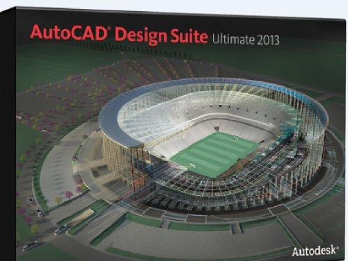 AutoCAD Design Suite Ultimate 2013 Student