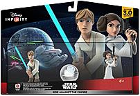 With the Disney Infinity 1264160000000 Star Wars Rise against the Empire Play Set Gaming Figure, you can play as one of your favorite Star Wars characters in the fantastic world of Jedi's and lightsabers