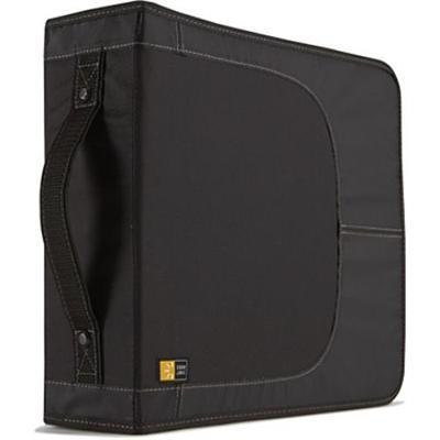 Case Logic Cdw-208 Black 208 Capacity Cd Wallet - Black
