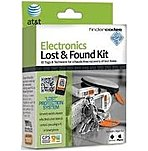Findercodes Fce101 Electronics Lost And Found Kit - Id Tags & Techware