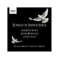 Various Composers - Songs of Innocence (Andrew Swait;James Bowman) (Music CD)