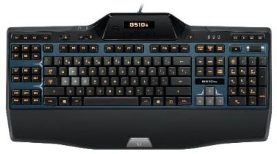 Logitech 920-004967 G510s Gaming Keyboard
