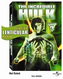 The Incredible Hulk - The Complete Third Season