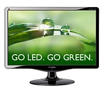 ViewSonic's VA2232wm LED display is a true 22 inch wide LED monitor  with a native 1680 x 1050 resolution and sRGB color calibration function