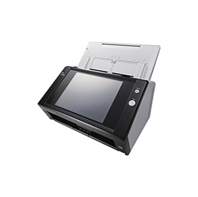 Fujitsu N7100 Sheetfed Scanner - 600 Dpi Optical - 24-bit Color - 8-bit Grayscale - 25 Ppm (mono) - 25 Ppm (color) - Pc Free Scanning - Duplex Scannin