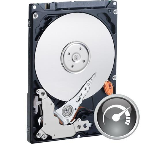 Western Digital Scorpio Black 320GB 2.5 SATA 16 MB Cache 7200 RPM Notebook Internal Hard Drive - OEM/Bare