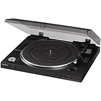 P Transfer your classic vinyl albums to a PC, Walkman or iPod with the PSLX300USB USB Turntable from Sony