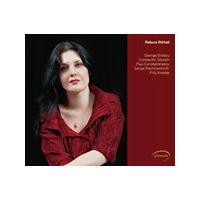 Raluca Stirbat plays Enescu, Silvestri, Constantinescu, Rachmaninoff/Kreisler (Music CD)