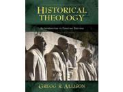 """Historical Theology Binding: Hardcover Publisher: Harpercollins Christian Pub Publish Date: 2011/04/12 Synopsis: """"Most historical theology texts follow Christian beliefs chronologically, discussing notable doctrinal developments for all areas of theology according to their historical appearance"""