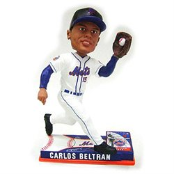 Forever Collectibles New York Mets Carlos Beltran Action Bobblehead