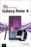My Samsung Galaxy Note 4helps you quickly get started with your Note 4 and use its features to perform day-to-day activities from anywhere, any time