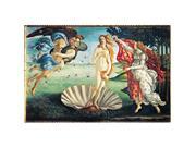 Botticelli - Birth of Venus Puzzle: 1000 pcs