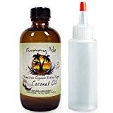 Jamaican Organic Extra Virgin Coconut Oil 4 Oz. /w applicator