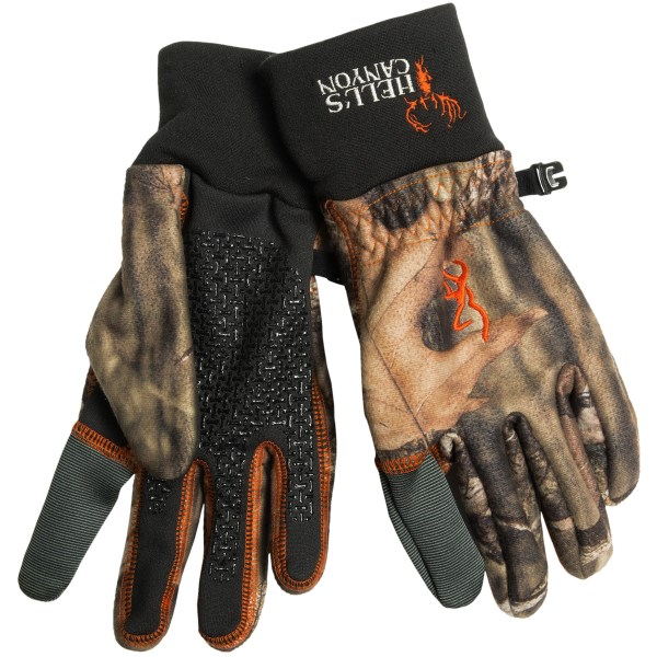 Browning Hells Canyon Gloves (For Men)