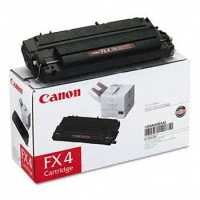 Canon Fx-4 Toner Cartridge  Black Up To 4k Pages