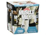 Cytosport - Muscle Milk Cookies 'n Creme, 4 Drinks