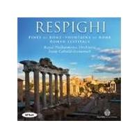 Respighi: Pines of Rome; Fountains of Rome; Roman Festivals (Music CD)