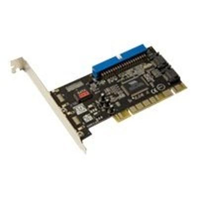 Syba Multimedia Sdvia1a2s Sd-via-1a2s - Storage Controller (raid) - Ata-133 / Sata 1.5gb/s - Pci