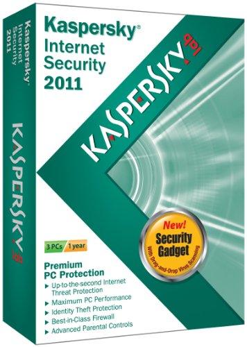 Kaspersky Internet Security 2011 3-User [Old Version]