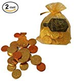 Trader Joe's - Coins of the World NET WT. 4 OZ (113g) - 2-PACK