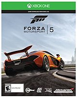 Microsoft X19-48415-02 Forza 5 Digital Download Card For Xbox One