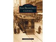 San Francisco Images of America Binding: Paperback Publisher: Arcadia Pub Publish Date: 2001/09/01 Language: ENGLISH Pages: 128 Dimensions: 9.25 x 9.25 x 0.25 Weight: 0.65 ISBN-13: 9780738518718