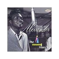 Arthur Alexander - The Monument Years (Music CD)