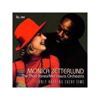 Monica Zetterlund - The Thad Jones/Mel Lews Orchestra (Music CD)