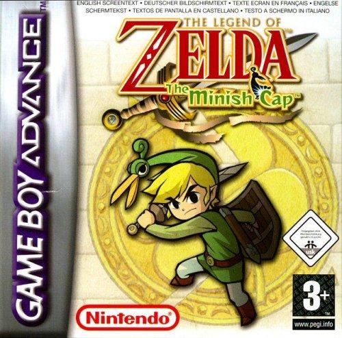 The Legend of Zelda - The Minish Cap