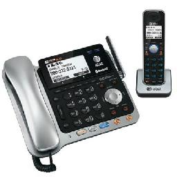 Stay in touch and on top of it with the TL86109 from AT&T