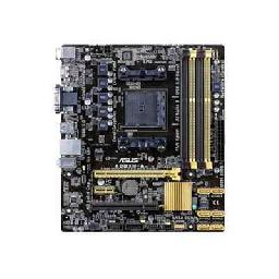 ASUS A88XM-A - Motherboard - micro ATX - Socket FM2  - AMD A88X - USB 3.0 - Gigabit LAN - onboard graphics (CPU required) - HD Audio (8-channel)