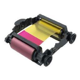 Badgy - 2 - print ribbon (color) - for Plastic Card Printer